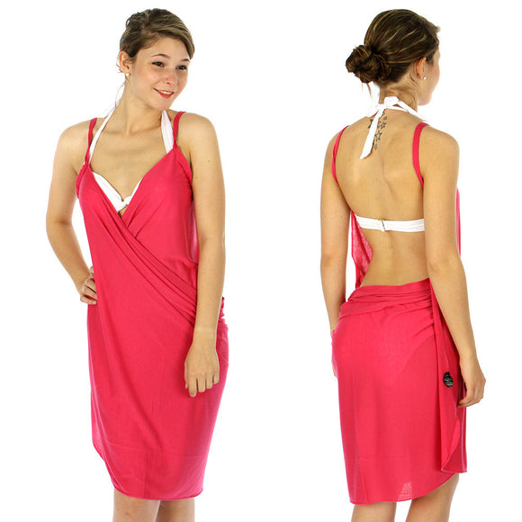Swim Beach Cover-up- 3 Colors! - Endless Fashions LLC
