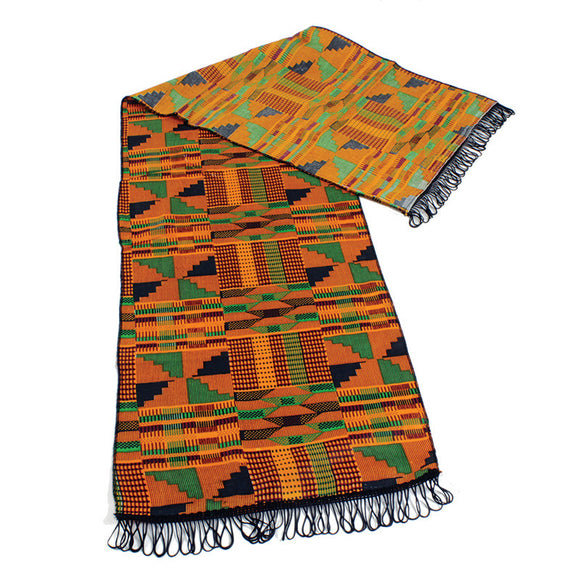Kente print Scarf 1 - Endless Fashions LLC