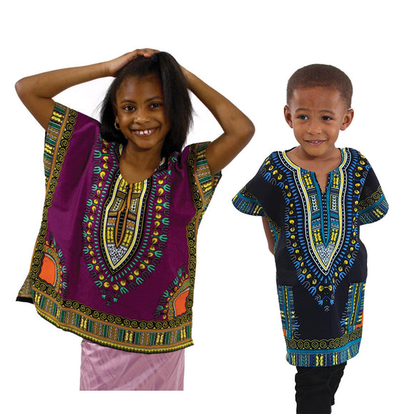 Kids- Traditional Dashiki