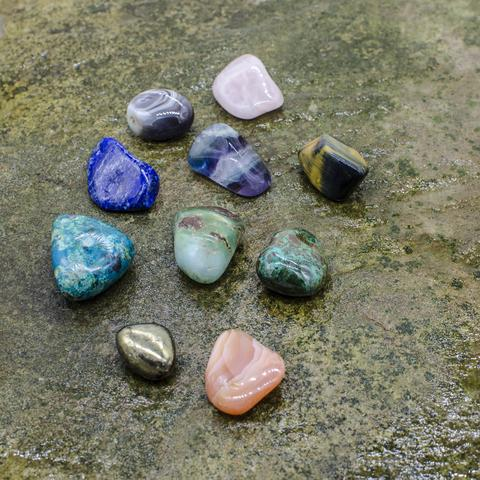 Wearable Wellness: Beautiful Stones and Positive Energies