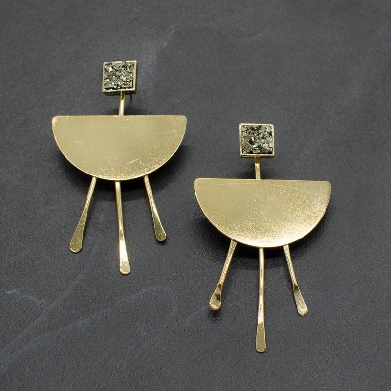 Convertible Cleo Earring