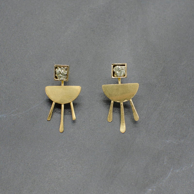 Convertible Baby Cleo Earring
