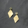Convertible Diamond Earring