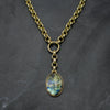 Rianna Necklace w/ Labradorite