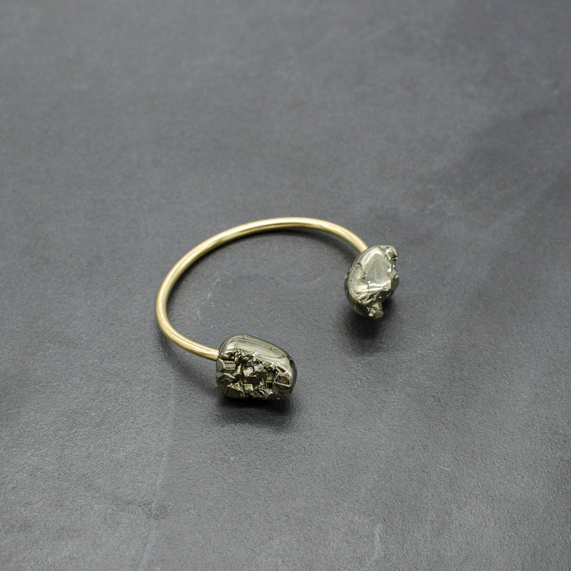 Raw Pyrite Origin Bracelet