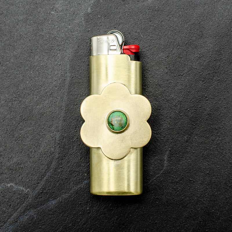 Flower Power Lighter Case