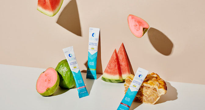 Welcome to the Family: Guava, Watermelon & Apple Pie Hydration Multipliers