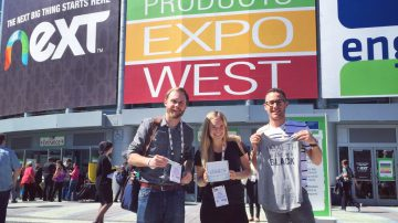 Expo West or Coachella (Weekend Zero)