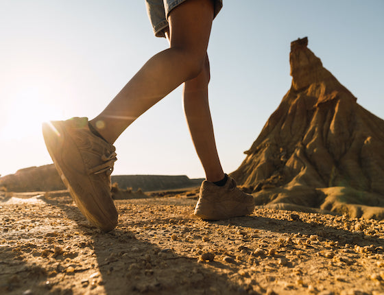 The LIV Guide To Hiking Safely in the Heat
