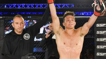 Jean-Paul (Team LIV) MMA Career Off to Undefeated Start