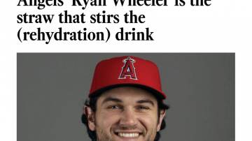 Liquid I.V. and Ryan Wheeler Featured in L.A. Times