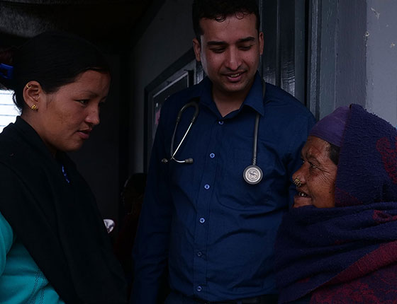 The Visionary Doctor Behind Mountain Heart Nepal