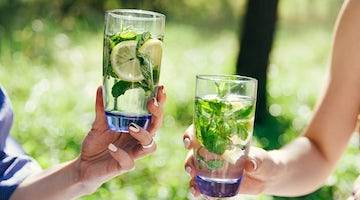 4 Expert Ways to Take In More Water