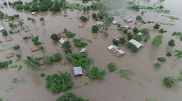 Liquid I.V. Airlifted into South African Communities Ravaged by Cyclone Idai