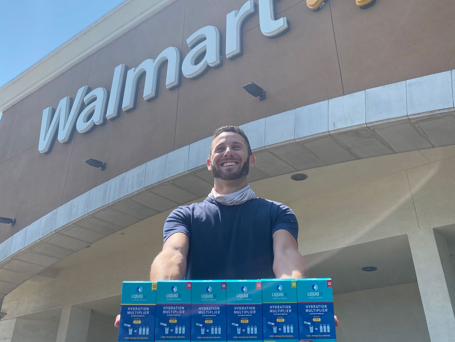 Liquid I.V. Launches at Walmart Stores Nationwide