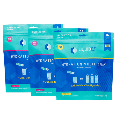 Variety Pack Hydration Multiplier