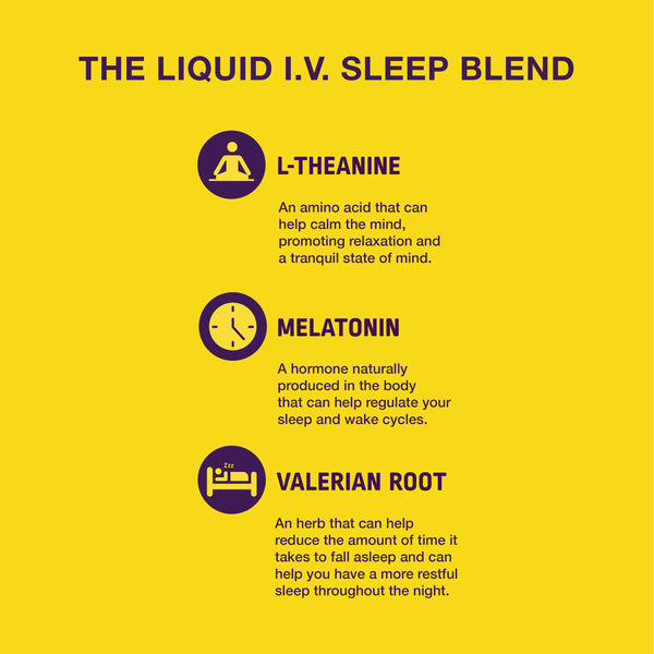 Liquid I.V. Sleep