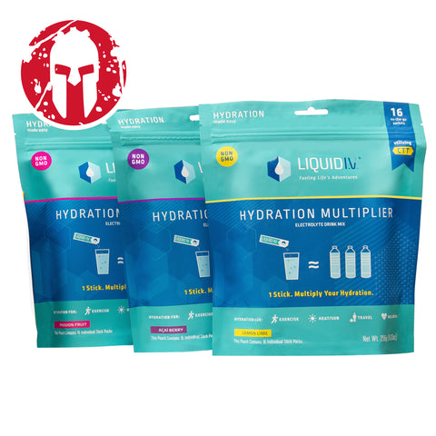 Liquid I.V. Hydration Multiplier - Spartan