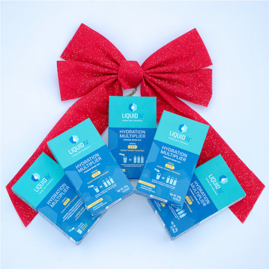 Holiday Hydration Stocking Stuffers - 46% Savings!