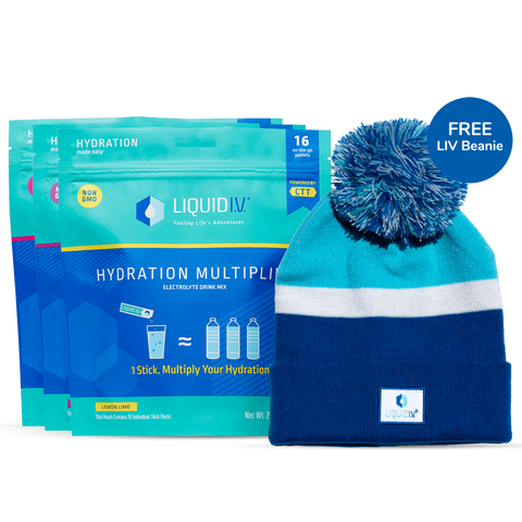 Winter Hydration Bundle