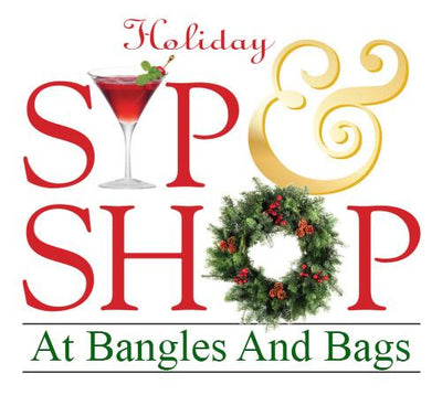 2018 Holiday Sip and Shop