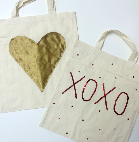 Valentines Day Tote
