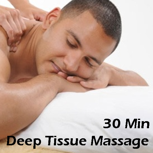 30 Min Deep Tissue Massage