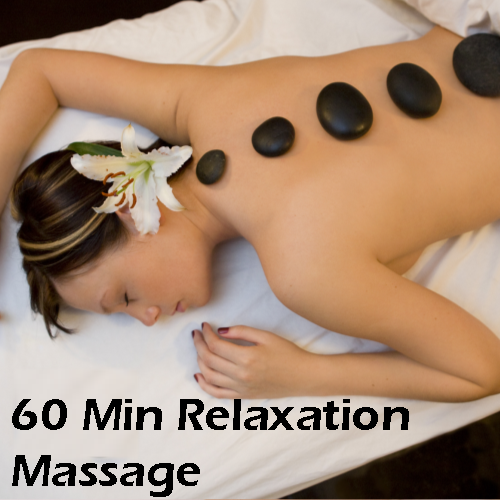 60 Min Relaxation Massage Card