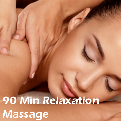 90 Min Relaxation Massage Card