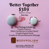 Package Better Together (For Two) Card