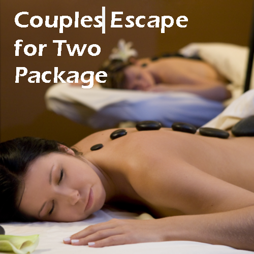 Package Couples Escape For Two Card