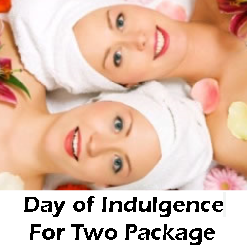 Package Day of Indulgence For Two (Includes Lunch) Card