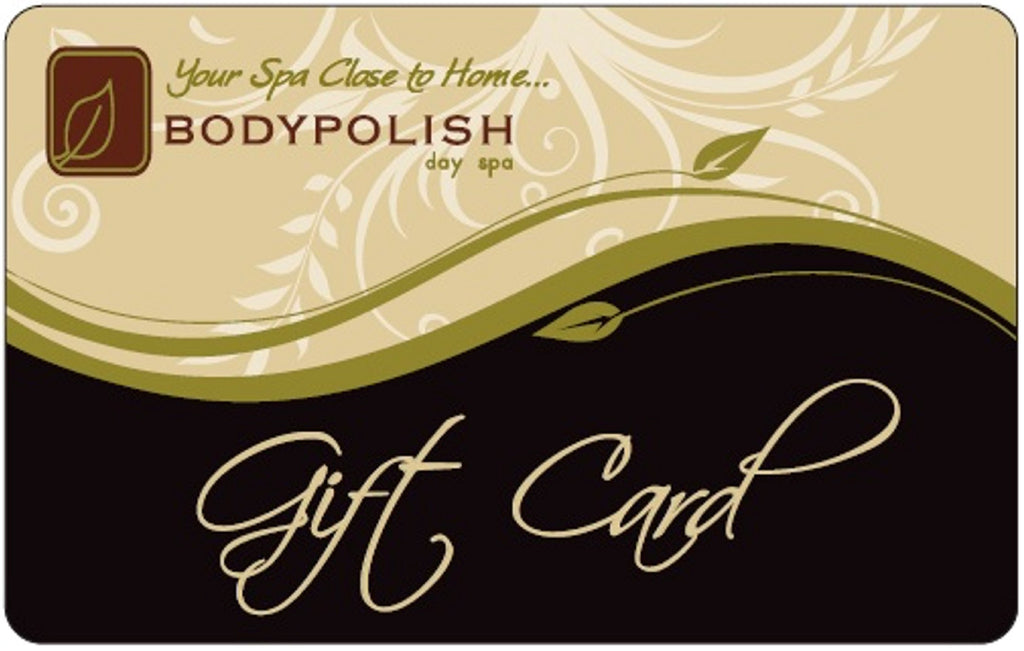 $1500 Spa for a year Gift Card
