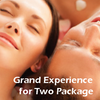 Package Grand Experience for Two Card