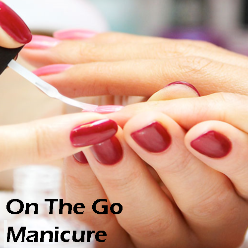 Manicure On The Go Card