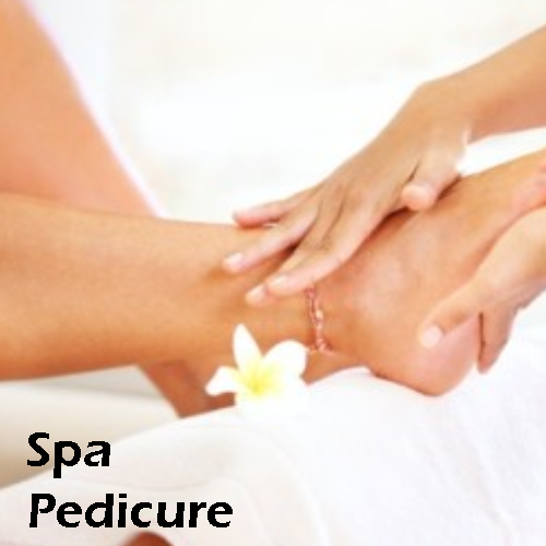Pedicure Spa Card