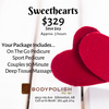 Package Sweethearts (For Two) Card
