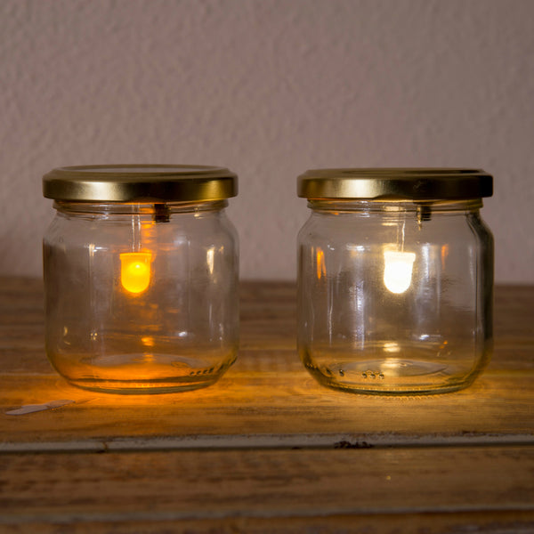 Learn to Solder Kit: Firefly Jar