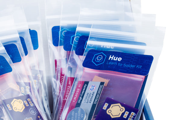 Educator Pack: Hue