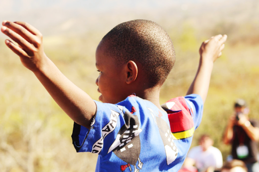 How We Love the Orphans and Vulnerable Children in Eswatini