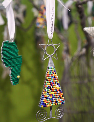 Christmas Tree Ornament - Khutsala™ Artisans