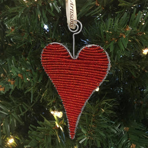 Heart Ornament - Khutsala™ Artisans