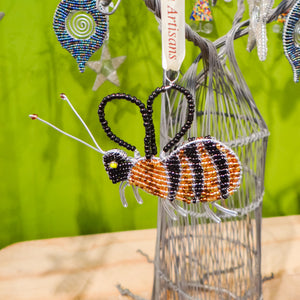 Honey Bee Ornament - Khutsala™ Artisans