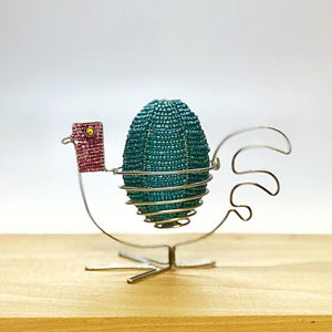 Wire Chicken Egg Holder - Khutsala™ Artisans
