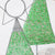 Beaded Christmas Tree (Green) - Khutsala™ Artisans