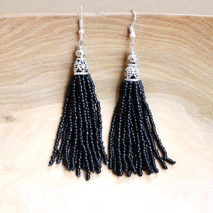 Beaded Tassel Collection