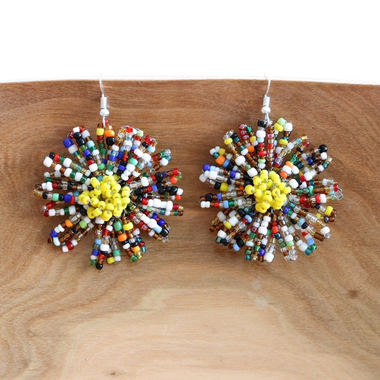 Redeemed Daisy Earrings