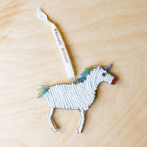 Unicorn Ornament - Khutsala™ Artisans