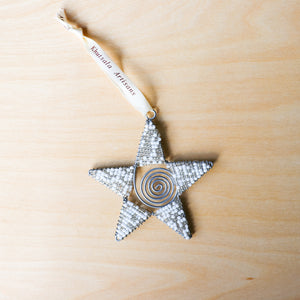 Star Ornament - Khutsala™ Artisans