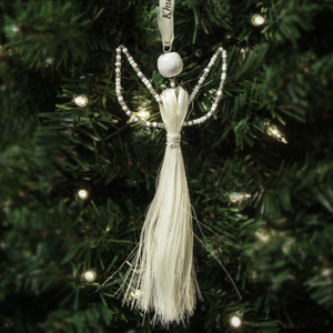 Sisal Angel Ornament (3 Included) - Khutsala™ Artisans